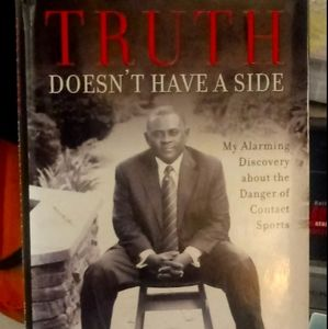 Truth Doesn't Have a Side Hardback